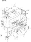 Engine Cover (Dt150/175/200)(Model:87, 88)
