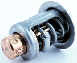 Genuine Mercury Thermostat, 62 degree C (143 degree F) - 833072004