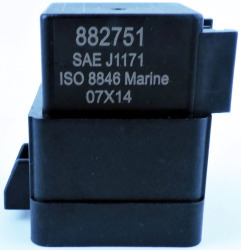 Genuine Mercury Relay - 882751