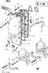 Silencer - Motor Bracket