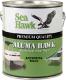 Aluma Hawk Aluminum Gray, Qt.