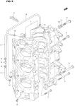 Crankcase (Dt150s/225 ~Model:94)