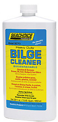 Boat Bilge Cleaner, Quart - Seachoice