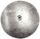 Martyr Aluminum Rudder / Trim Tab Anodes with Allen Screw