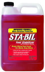 Sta-Bil Fuel Stabilizer, Gallon - Gold Eagle