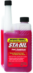 Sta-Bil Fuel Stabilizer, Twin Neck Bottle, 32oz - Gold Eagle