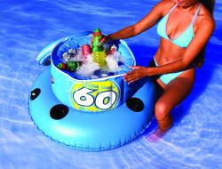 60 Quart Cooler, 48 (12 oz.) Cans Capacity Float Cooler - SportsStuff