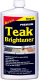Premium Teak Brightener, 16oz - Star Brite