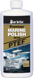 Premium Marine Polish with PTEF®, Liquid, 16oz - Star Brite