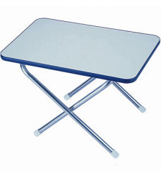 "Melamine Top 24"" Rectangular Folding Deck Tables - Garelick"