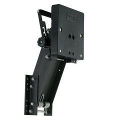 Aluminum Auxiliary Motor Bracket for up to 175 lbs 4-Stroke Motors 7-1/2 to 25hp, 15-1/2