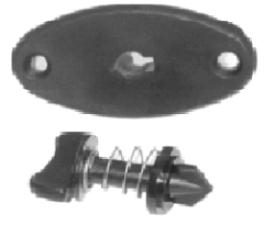 Boat Windshield Fastener - T-H Marine Supply