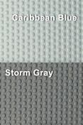 "16"" x 39"", 16mm, Caribbean Blue/Storm Gray - SeaDek"