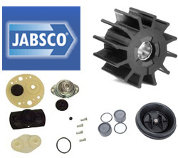 Minor Service Kit for 6360-0001 Pump - ITT Jabsco