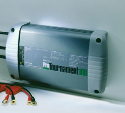 ProTournament 100 Professional Series Battery Charger, 10A/2 Banks - ProMariner