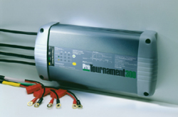 ProTournament 300 Professional Series Battery Charger, 30A/3 Banks - ProMariner