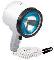 1,000,000 CP Candlepower Quartz Halogen NightBlaster Spotlight, White - Optronics