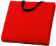 Nylon Boat Cushion, Red - Kent
