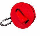 Flip Key Keyless Colored Deck Fill Flip Cap Gas Red SeaDog Line