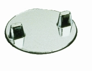 Chrome Plated Deck Fuel Fill Replacement Cap Only SeaDog Line