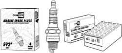 Champion Spark Plug RV15YC4
