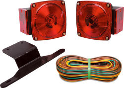 25' Tail Light Kit - Wesbar