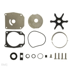 Water Pump Repair Kit without Housing for Johnson/Evinrude 432956, GLM 12246 - Sierra