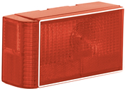 Submersible Rectangle Trailer Tail Light with Ext Cap, Right Hand, 7 Function - Seachoice