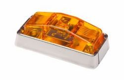 LED Boat Trailer Sidemarker, Amber - Innovative Lighting