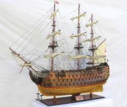 HMS Victory 1765 Model Ship Large - Old Modern Handicrafts