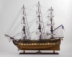USS Constitution Model Ship 1797 Small - Old Modern Handicrafts