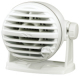 Standard MLS-310W Amplified Remote Speaker, White - Standard Horizon