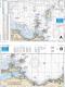 NW Lake Erie Fish & Dive Nautical Marine Charts - Waterproof Charts