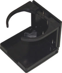 Adjustable Drink Holder, Black - Seasense