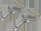 Oarlock Horns, Pair - Seasense
