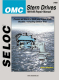 OMC Stern Drives 1964-1986 Repair Manual Powered by GM 4 Cylinder, V6, V8 - Seloc