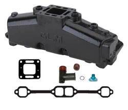 V-8 SB Exhaust Manifold, MerCruiser - GLM