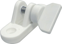 Deck Mounting Bracket, White - Seasense