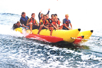 Island Hopper Banana Boat Tube/Towable; 10-Person Capacity (Commercial)