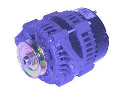 Alternator for Pleasurecraft RA097007B, Crusader 19020608, Indmar 575010, MES 3202M - Sierra