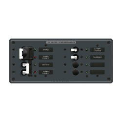 8499 Breaker Panel 120VAC Source - Blue Sea Systems