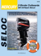 Mercury Outboard ONLY, 2.5-250HP 2001-2009 Repair Manual 2 Stroke, All Engines, Includes Fuel Injection & Jet Drives - Seloc