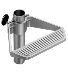 Aluminum Swivel Stanchion Footrest - Garelick
