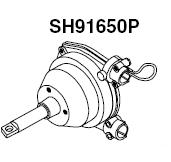HPS Rotary Tilt Helm - SeaStar