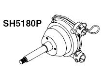 HPS Rotary Helm - SeaStar