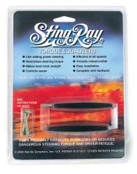 StingRay™ Torque Equalizer, White