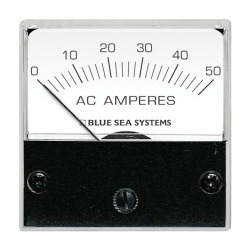 8246 AC Analog Micro Ammeter - Blue Sea Systems