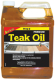 Premium Golden Teak Oil (Starbrite)