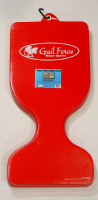 Saddle Float, Extra Thick, Red - Gail Force