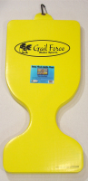 Saddle Float, Extra Thick, Yellow - Gail Force
